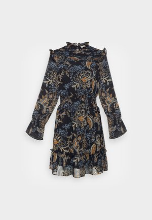 ONLSKYE SMOCK DRESS - Day dress - black