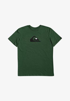 COMP LOGO - T-shirt imprimé - greener pastures
