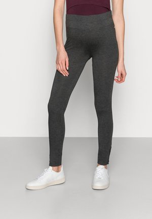 Leggings - Trousers - anthracite