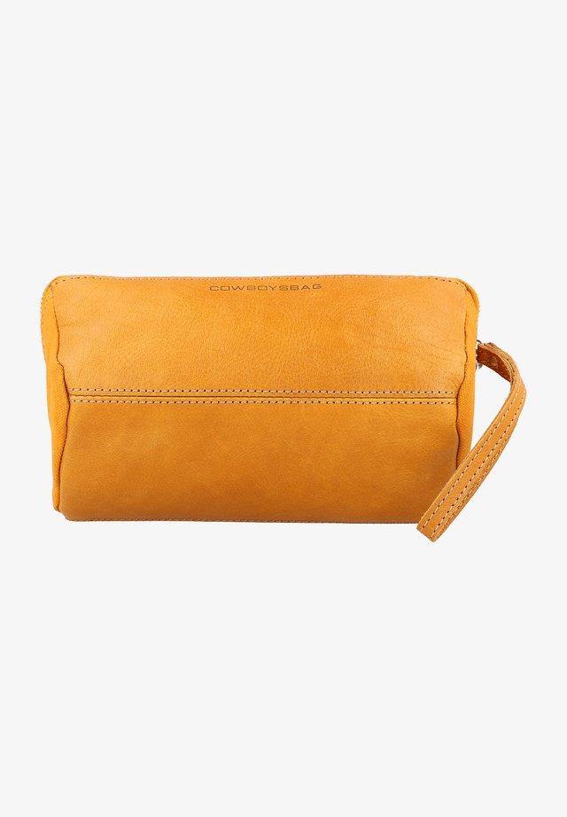 Pencil case - amber