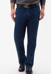 BRAX - STYLE JIM - Straight leg jeans - blue stone - 0