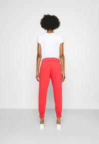 Polo Ralph Lauren - SEASONAL - Tracksuit bottoms - spring red - 2