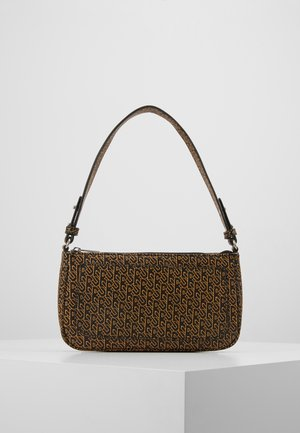 BESRA TONAL MONICA BAG - Håndveske - black