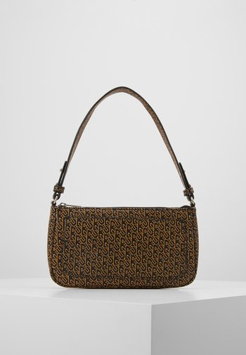 BESRA TONAL MONICA BAG - Handbag - black