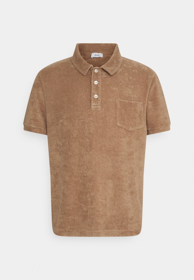 SHORT SLEEVE - Poloshirt - hickory