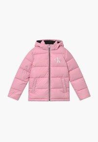 Calvin Klein Jeans - ESSENTIAL PUFFER  - Winter jacket - pink - 0