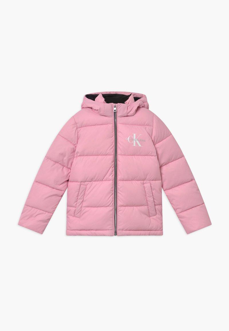 Calvin Klein Jeans - ESSENTIAL PUFFER  - Winter jacket - pink