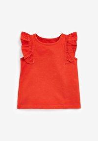 Next - 6 PACK - T-shirt basic - red - 3