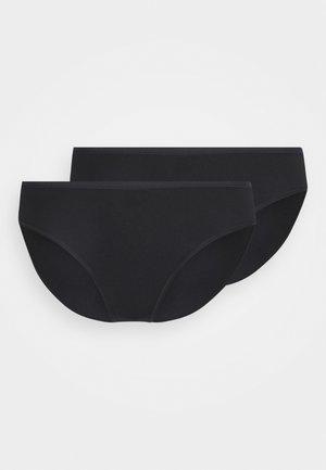 2 PACK - Kalhotky - schwarz