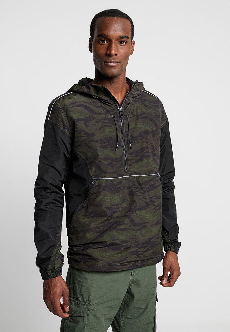 Men JARED OVERHEAD CAGOULE - Training jacket