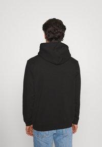 adidas Originals - THE SIMPSONS D'OH HOODIE - Hoodie - black - 2