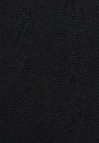 VILA TALL - VIRIL LONG CARDIGAN - Kardigan - black - 2