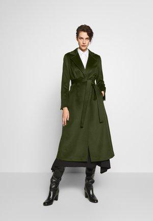 LONGRUN - Classic coat - khaki green