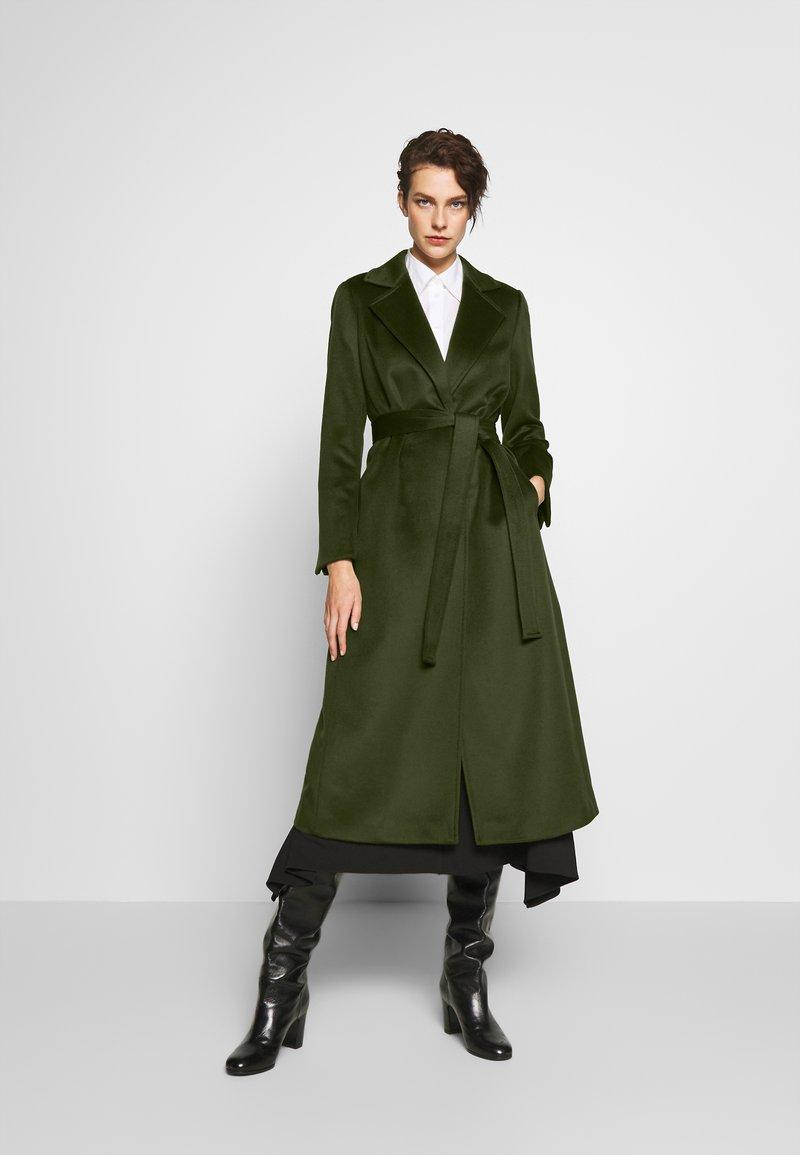 MAX&Co. - LONGRUN - Zimní kabát - khaki green
