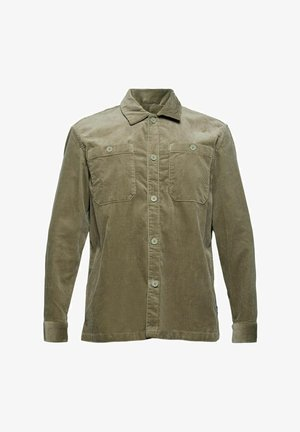 OVERSHIRT FIT - Overhemd - pale khaki