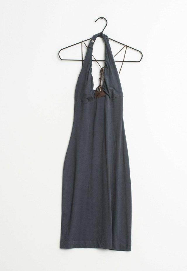 Korte jurk - grey