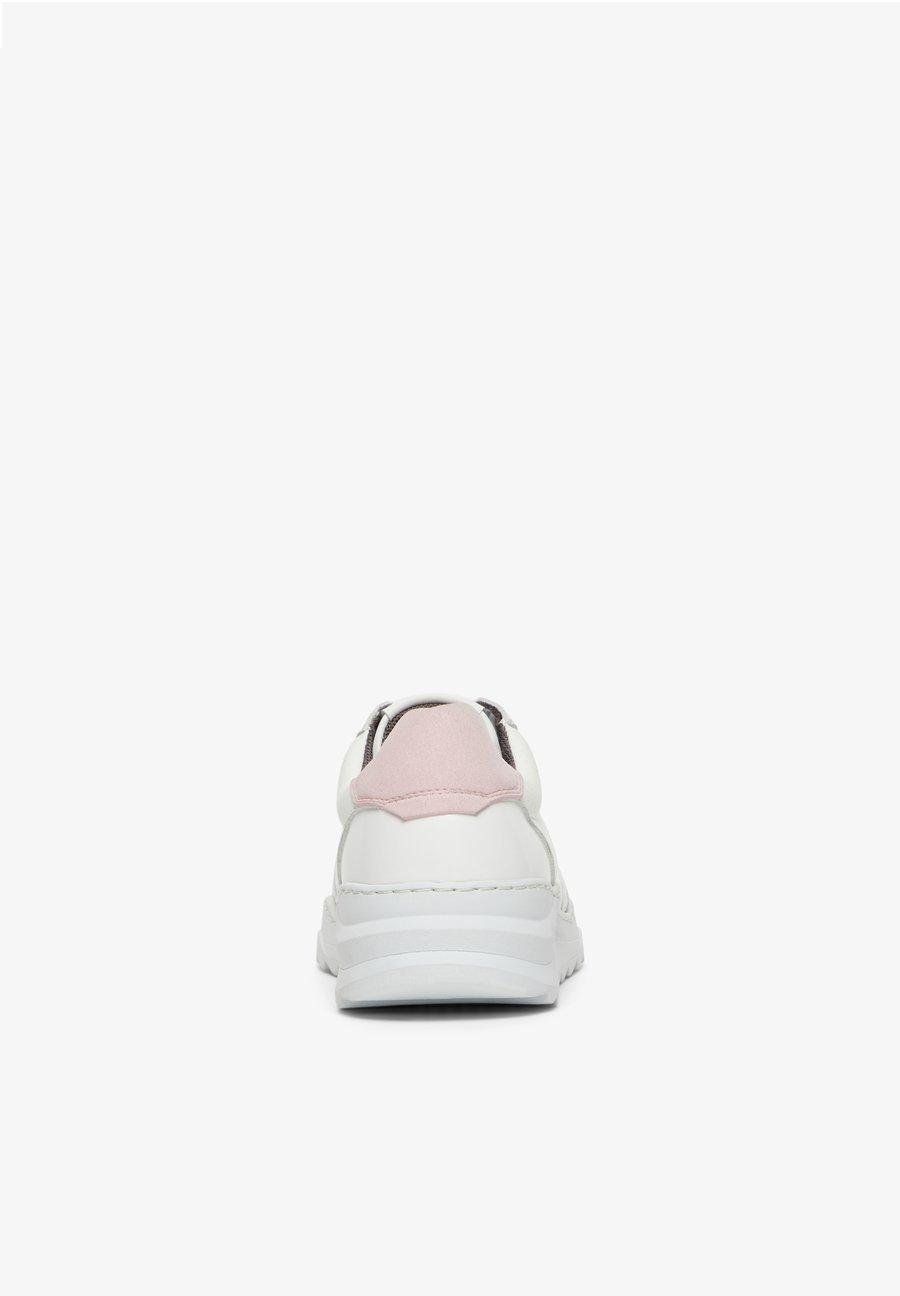 Bianco CHUNKY VEGANE Sneaker low white/weiß