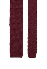 Twisted Tailor - JAGGER TIE - Tie - dark burgundy - 2