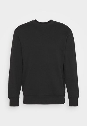 SLHJASON CREW NECK - Sweatshirt - black