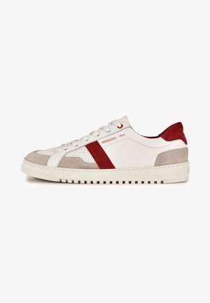MARCEL H2G - Sneakers laag - white/red