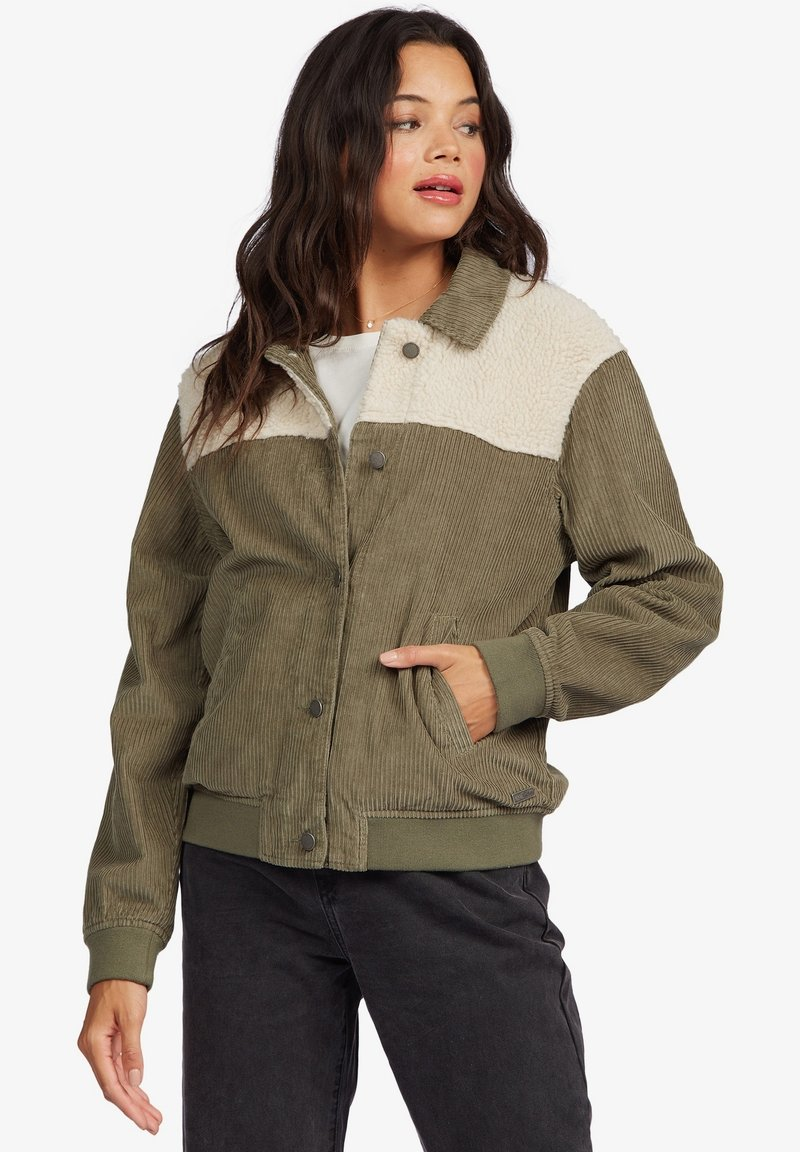 Roxy - Light jacket - four leaf clover