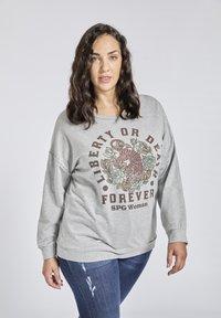 SPG Woman - Sweater - grey - 0