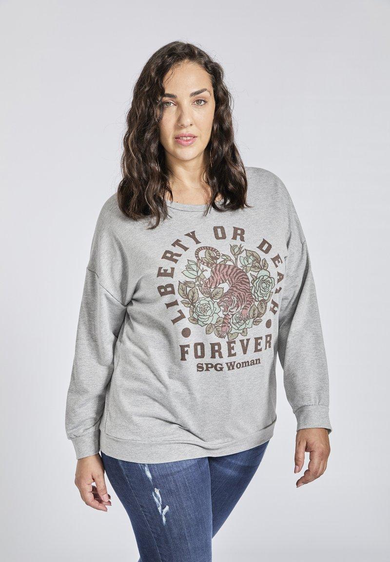 SPG Woman - Sweater - grey