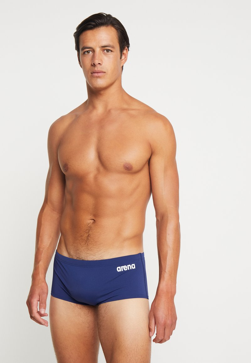 Arena - SOLID  - Swimming trunks - navy/white
