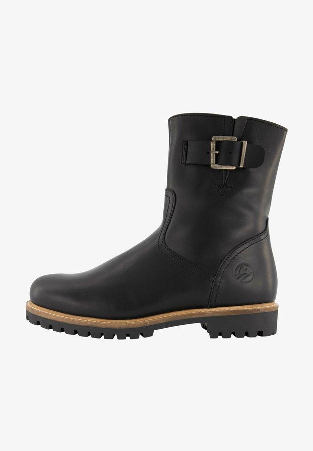 VANSBRO - Snowboots  - black