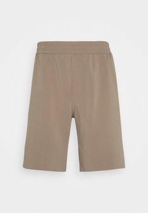 SMITH - Shorts - caribou