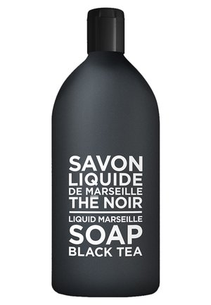 LIQUID MARSEILLE SOAP - Vloeibare zeep - black tea