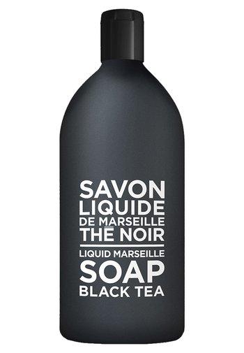 LIQUID MARSEILLE SOAP - Liquid soap - black tea