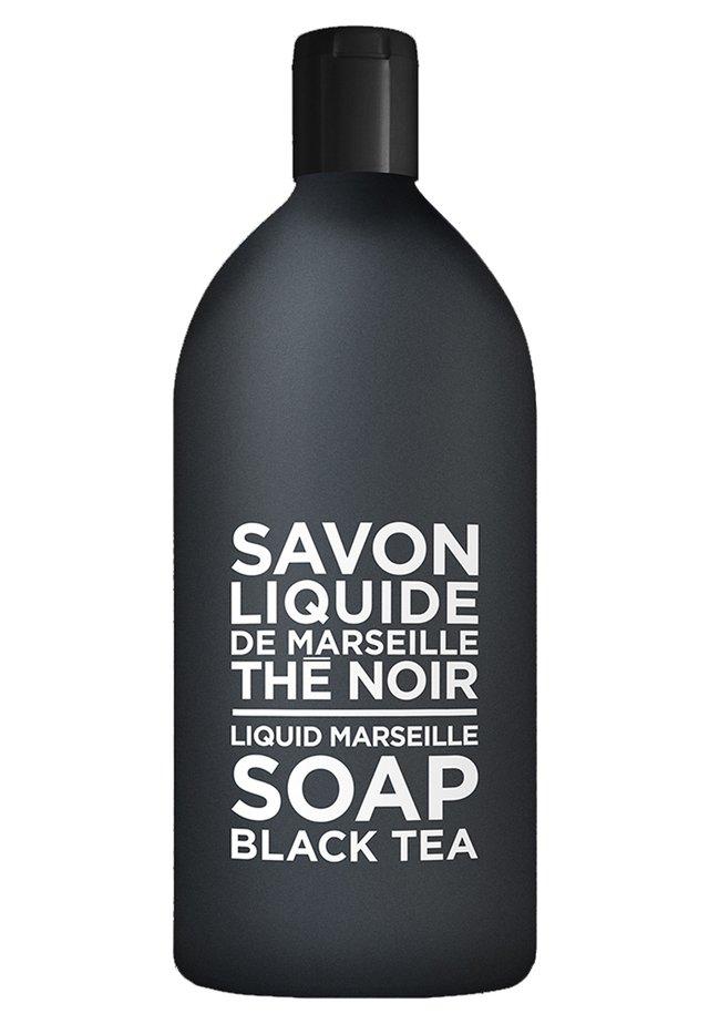LIQUID MARSEILLE SOAP - Sapone liquido - black tea