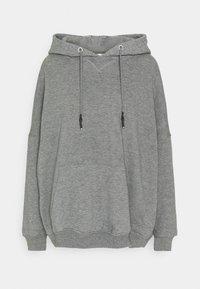 ONLDOVE  - Mikina skapucí - medium grey melange