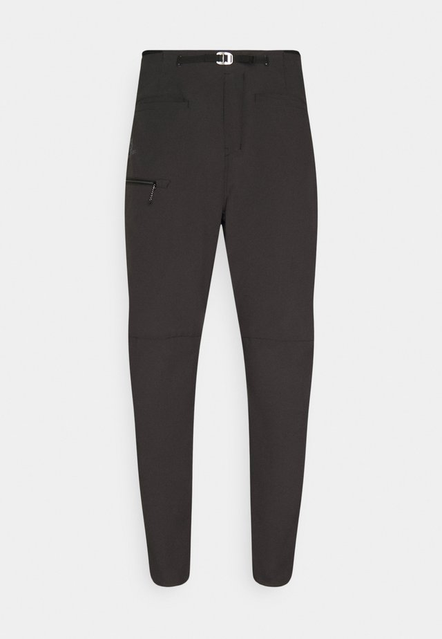 OUTSPEED PANT  - Trousers - black