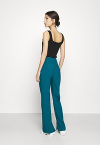 4th & Reckless - TROUSER - Trousers - teal - 2