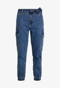 ONLPATRICIA - Jeans Skinny Fit - medium blue denim