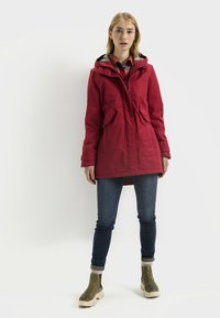 camel active - Winter coat - red - 1
