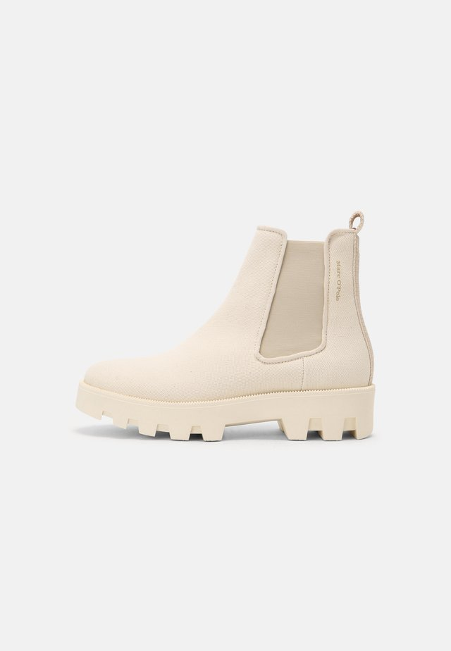 PILAR  - Ankle boot - raw