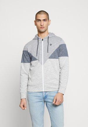 JCOTOOK ZIP HOOD - Zip-up hoodie - grey