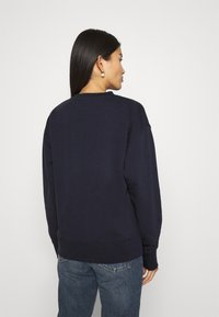 GANT - COLOR GRAPHIC C NECK - Sweatshirt - evening blue - 2