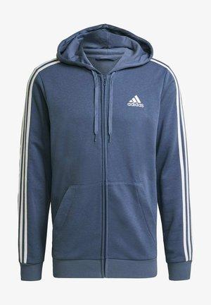 M 3S FT FZ HD - Zip-up sweatshirt - blue