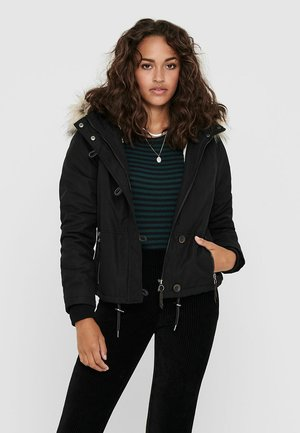 ONLPEYTON LIFE - Light jacket - black