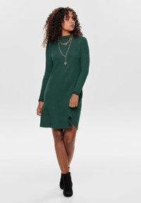 ONLY - ONLKLEO - Vestido de tubo - green gables - 1