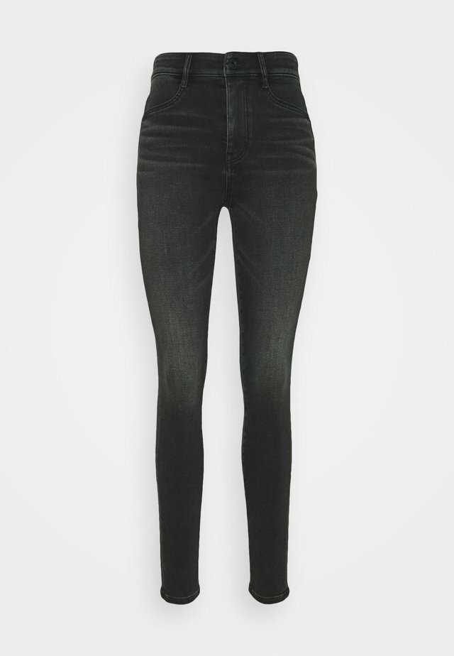 Jeans Skinny - black fog