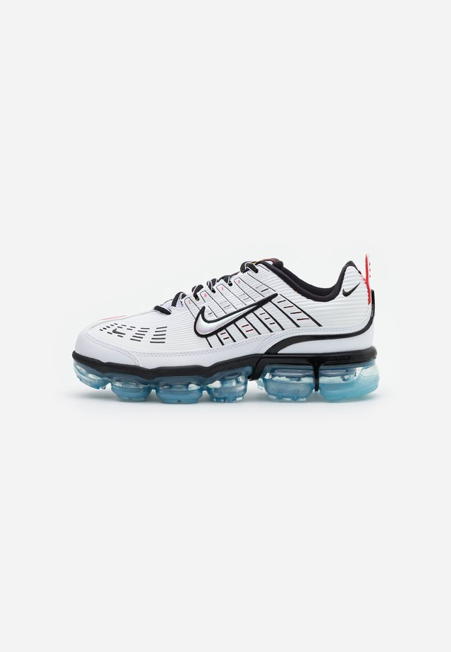 AIR VAPORMAX 360 - Zapatillas - white/black/speed yellow/chile red/bleached aqua