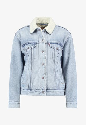 TRUCKER - Denim jacket - strangerways