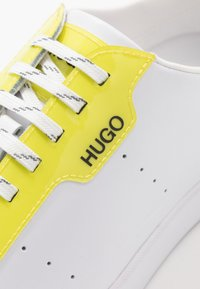 HUGO - Trainers - open white - 5