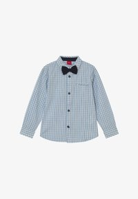 s.Oliver - LANGARM - Shirt - light blue - 3