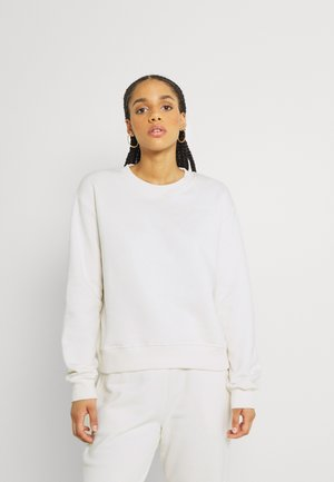 LOGO BASIC - Sweatshirt - pale beige